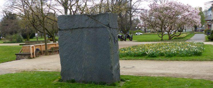 Heinrich Heine Denkmal in Bonn