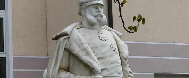 Kaiser Wilhelm I Denkmal in Bonn
