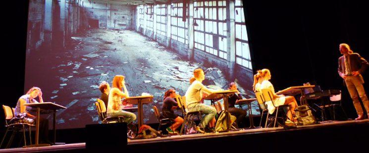 Melli 17 - Theaterprojekt Düren