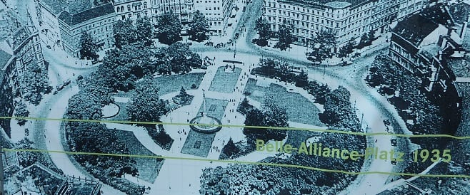 Belle Alliance Place - Mehringplatz - Friedrichshain-Kreuzberg